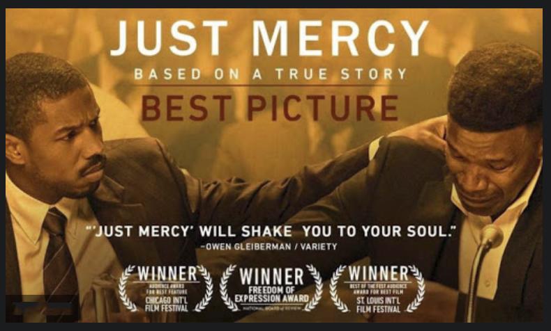 Just Mercy Movie Image