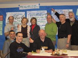 Photo: DESA Board Planning