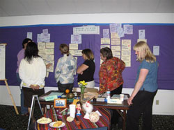 Photo: Working on Vision (Strategic Planning)