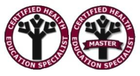 Certified Health Education Specialists (CHES) Logo